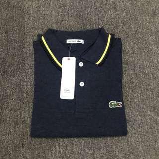 Lacoste Combi Polo Shirt