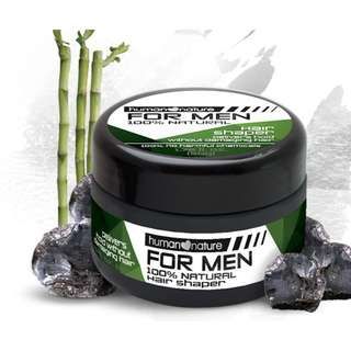 Hair Shaper for Men 50g by HUMAN❤NATURE