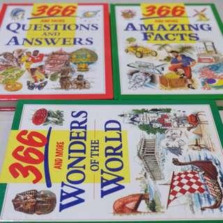 '366' Buku Cerita Harian