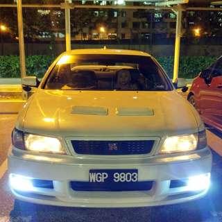 Nissan Cefiro 2.0 v6