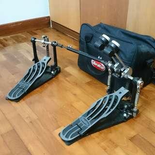 Gibraltar Avenger ii Double Bass Drum Pedals