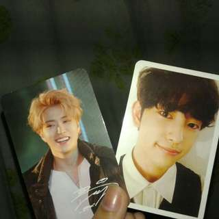 GOT 7 Official Photo Card