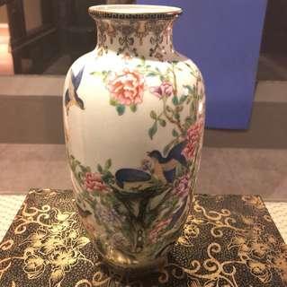 Rare thin famous artist porcelain
