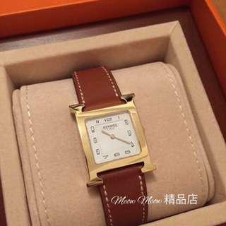 Hermes Heure H watch 手錶