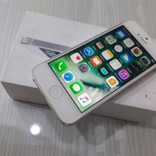 iphone 5 32 gb full set mulus