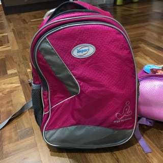 Almost New IMPACT IPEG-086 school bag