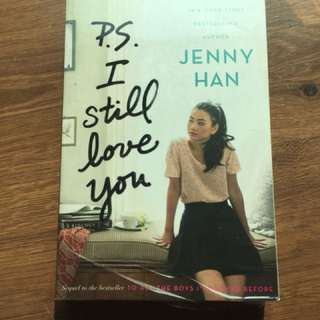 P.S I still love you by Jenny Han