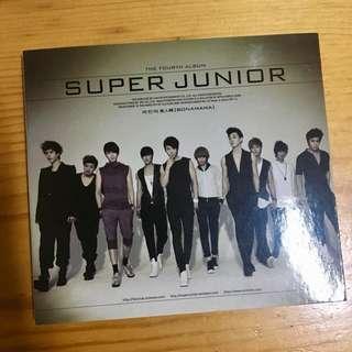 Super Junior 4輯 Bonamana