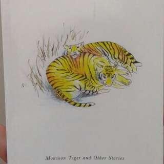 Monsoon Tiger and Other Stories - Rain Chudori
