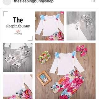 Girl shirt suit