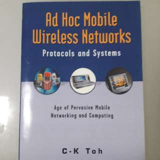 My library  My History  Books on Google Play  Ad Hoc Mobile Wireless Networks: Protocols and Systems