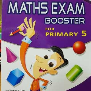 P5 Maths Exam Booster