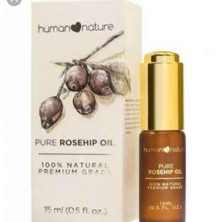 Pure Rosehip Oil