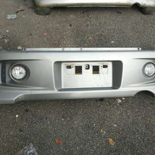 Japan Move rear bumper for Kenari