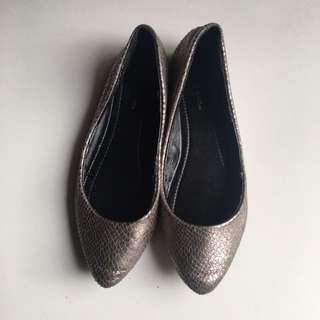 New look flat shoes preloved