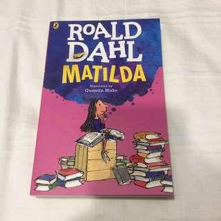 Ronald Dahl - Matilda