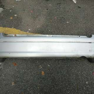 Japan L7 mira Rear Bumper For kelisa