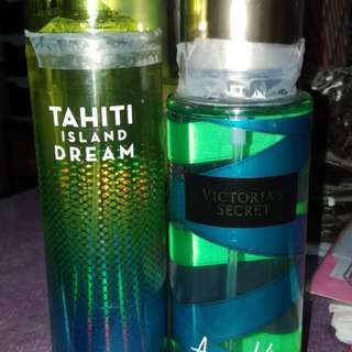 Bath and Body Works / Victoria's secret