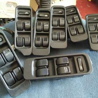 Japan Daihatsu Power Window Switch