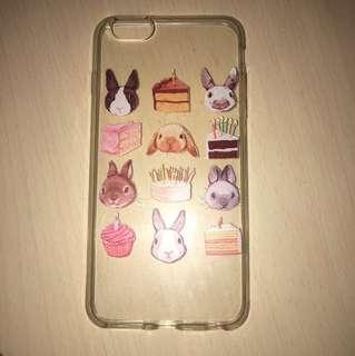 Bunny iPhone 6 plus/ 6s plus case