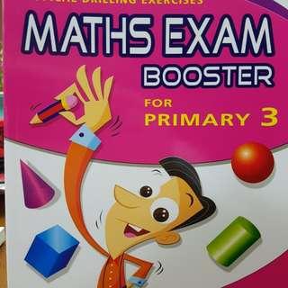 P3 Maths Exam Booster