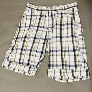 Freshbox Checkered Shorts