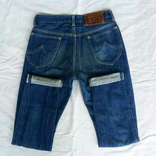 Lee - Selvedge Jeans (Size 28)