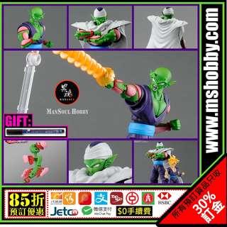 男魂 85折團購 預訂 4-5月 魔童 笛子魔童 龍珠 七龍珠 模型 送marker Bandai Figure-rise Standard Dragon Ball Piccolo Model + GIFT Figure 玩具 模型 首辦