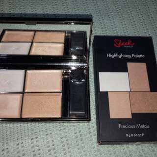 Highlighting Palette