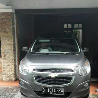Chevrolet spin LTZ matic
