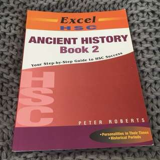 Excel HSC Ancient History Book 2