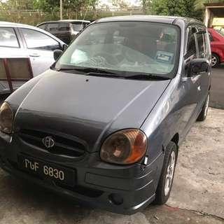 Atos 1.1 auto 2004/2005