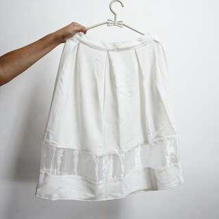 Organdy Skirt