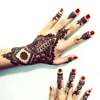 Bridal / Engagement Henna $100 ONLY