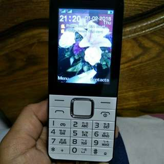 Phone - Newings W200 Ola Fun 3G