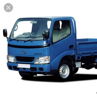 LOOKING FOR : Transportation services