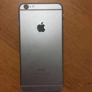 iphone6plus 16g Spray Gary 港行 hk version ZP 99%new