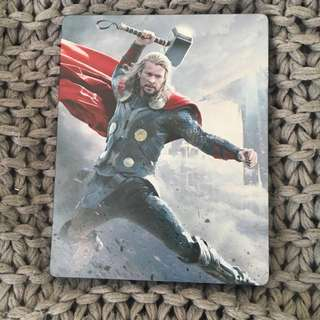 Thor The Dark World Collectible Blu-ray DVD