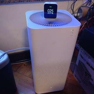 小米 米家空氣淨化器2 連米家 PM2.5 檢測儀