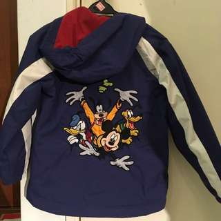 Hong Kong Authentic Original Disneyland Jacket