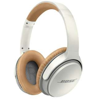 Bose SoundLink® around-ear wireless headphones II