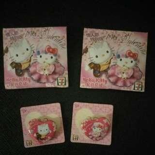 Hello  Kitty   情人特別一對 15元