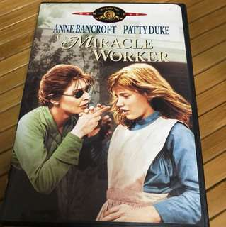 DVD The Miracle Worker