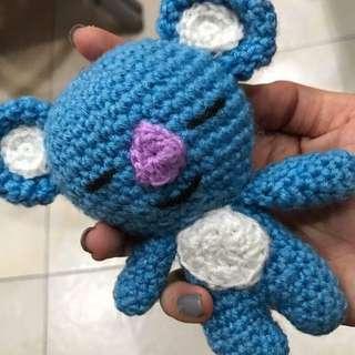 BT21 Crochet - KOYA