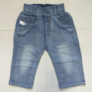 BNWT Boys Denim Jeans Shorts / Bermuda / Trousers / Pants / Bottoms / Clothes
