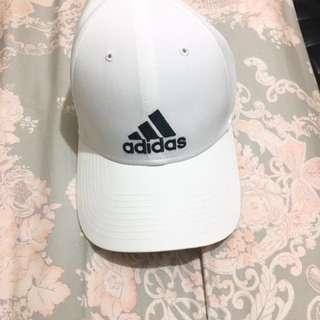 全新愛迪達帽子 門市購入