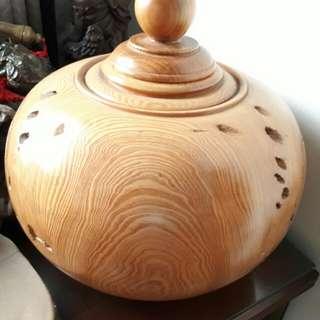 🚚 檜木聚寶盆