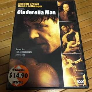 DVD Cinderella Man