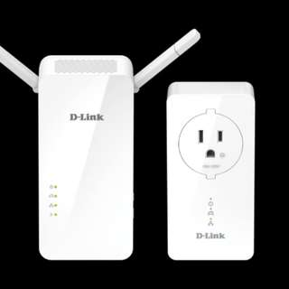 D-link Powerline AV2 DHP-W611AV