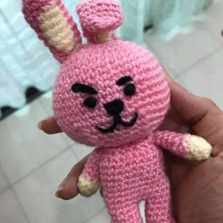 BT21 Crochet - COOKY